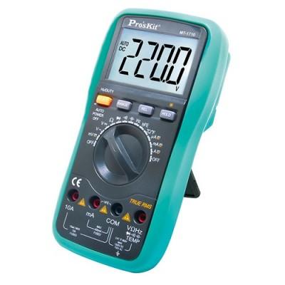 Multímetro Digital 3¾ Dígitos True RMS