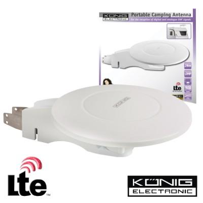 Antena Omni Direcional Amplificada LTE