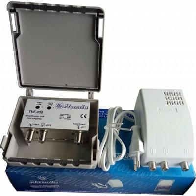 Amplificador e Alimentador KIT535