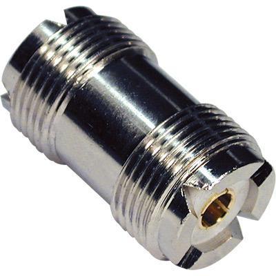 Adaptador UHF (PL) Fêmea / Fêmea