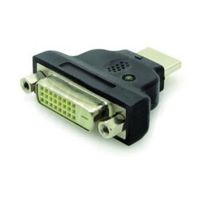 Ficha Adap. DVI-D DUAL LINK F / HDMI M