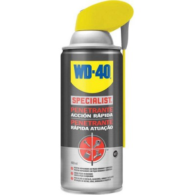 Spray Penetrante Dupla Ação 400ml WD-40
