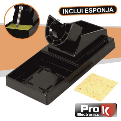 Suporte p/Ferro Soldar PROK