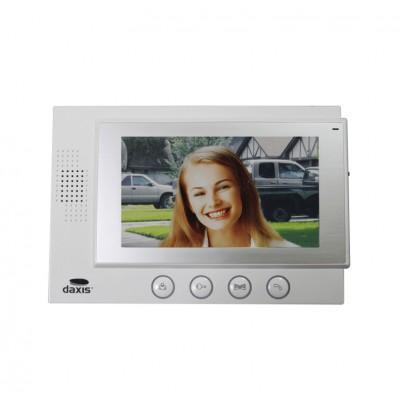 """Monitor 7"""" p/ ES0105,ES0106 c/ Adaptador DAXIS"""