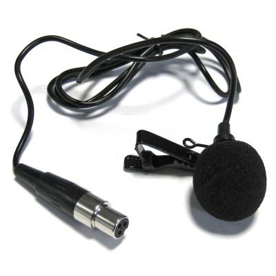 Microfone Lapela Mini XLR