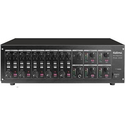 Amplificador Audio 100V 480W Matriz
