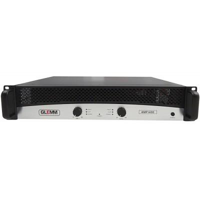 Amplificador Audio PA 2x600W 8ohm