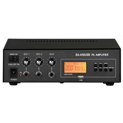 Amplificador Audio 30W USB/MP3