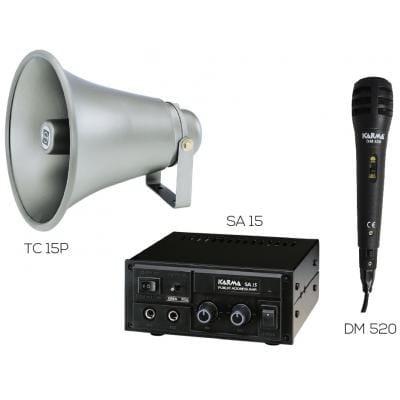 Kit de Amplificação 15W