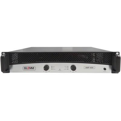 Amplificador Audio PA 2x400W 8ohm