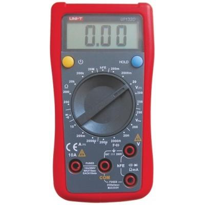Multímetro Digital UNI-T UT132D