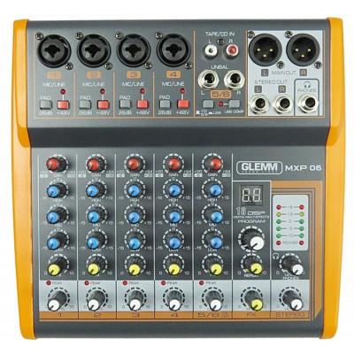 Mesa Mistura 6 Canais USB/MP3