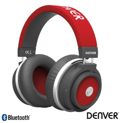 Auscultadores Bluetooth S/ Fios Aux Mic