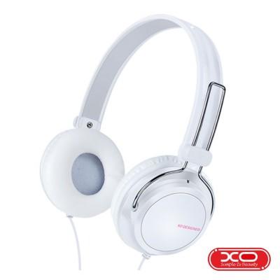 Auscultadores C/ Fios Stereo Branco XO