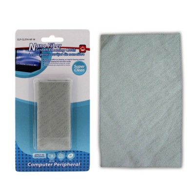 Pano Nanofibra P/ Limpeza De Ecrans