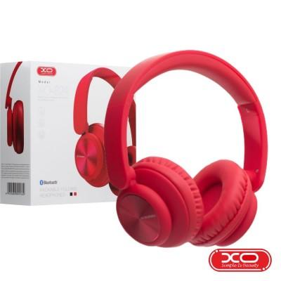 Auscultadores Bluetooth S/ Fios Vermelho