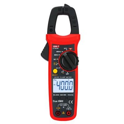 Pinça Amp. Digital Ac/dc 600v 400a UT203R