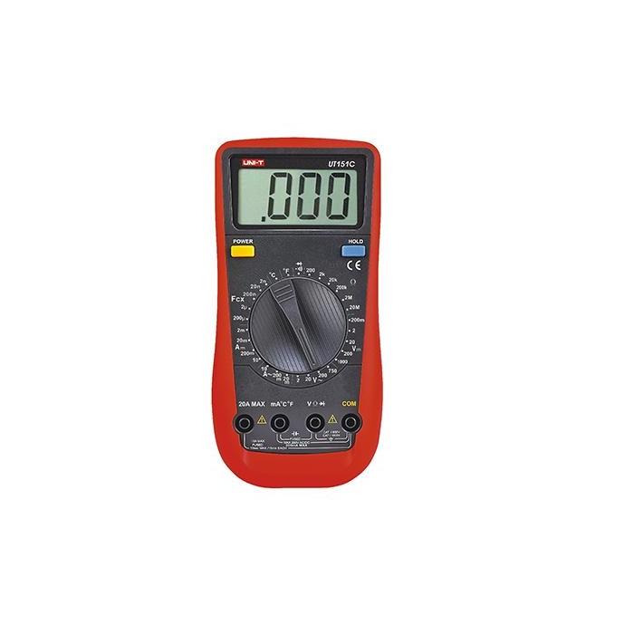 Multimetro Digital Ac-dc 600v
