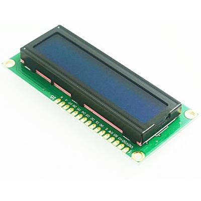 Display LCD1602 16x2 - Fundo Azul