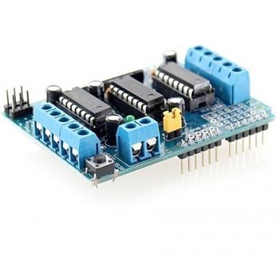 Módulo Controlador Motor - L293D