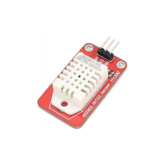 Sensor Temp. e Humidade - AM2302/DHT22