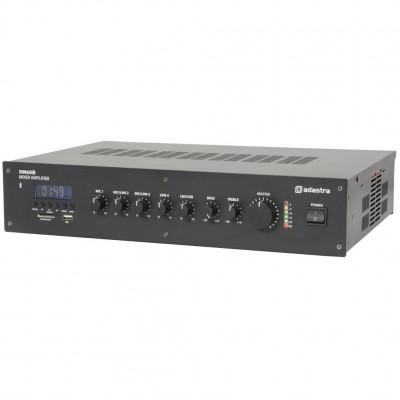 Amplificador 5 CANAIS LINHA 100V c/ Bluetooth
